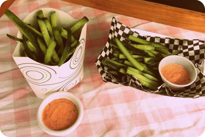 60s fries