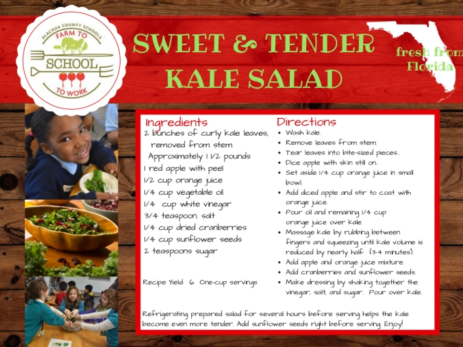 Kale Salad Recipe picture